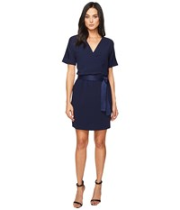 Trina Turk Mariko Dress Indigo Women's Dress Blue