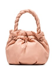 Staud Stella Top Handle Bag Pink
