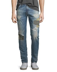 Ag Jeans Tellis Patched Distressed 17Yrs Pottery