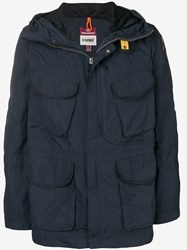 Parajumpers Hooded Parka Blue