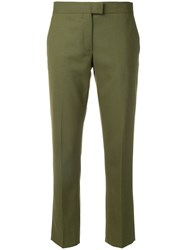 Paul Smith Ps Classic Tailored Trousers Green