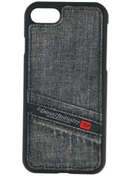 Diesel Denim Iphone 7 Case Black