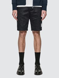 Thom Browne Unconstructed Chino Shorts Blue