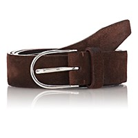 Felisi Men's Suede Belt Brown