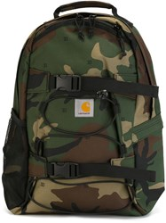 Carhartt Camouflage 'Kickflip' Backpack Green