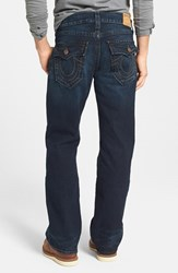 Men's Big And Tall True Religion Brand Jeans 'Billy Flap Core' Bootcut Jeans