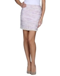Sister Jane Mini Skirts Lilac