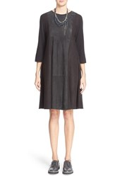 Fabiana Filippi Women's Fabiana Flilippi Suede Cashmere And Wool Trapeze Dress