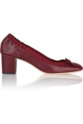 Isabel Marant Rimini Leather Pumps Red