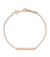 Chopard Yellow Gold And Diamondice Cube Pure Bracelet Rose Gold