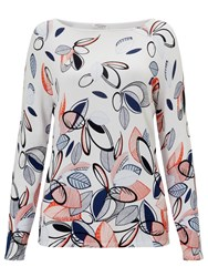Gerry Weber Long Sleeve Printed Jumper Multi