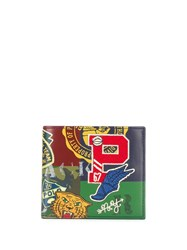Polo Ralph Lauren Printed Wallet Red