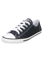 Converse Chuck Taylor All Star Dainty Trainers Athletic Navy Dark Blue