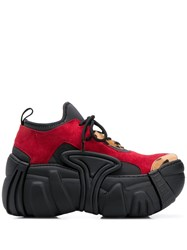 Swear Element Sneakers Red