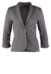 Tom Tailor Blazer Dark Silver Grey