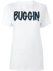 House Of Holland Buggin T Shirt White