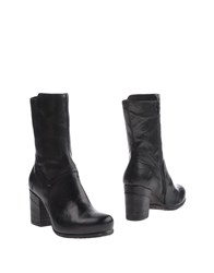 Khrio' Ankle Boots Black