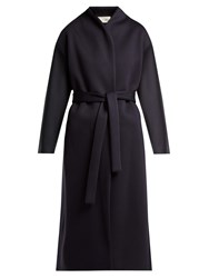The Row Maiph Coat Navy