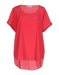 Base London Blouses Fuchsia