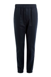 Marni Wool Pants Blue