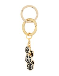 Lancel Key Rings Gold