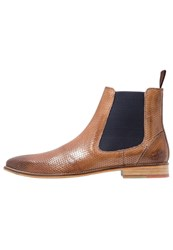 Melvin And Hamilton Martin 6 Boots Tortora Navy Brown