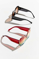 Urban Outfitters Cher Oversized Square Sunglasses Multi