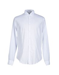 Brian Dales Shirts Shirts Men White