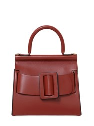 Boyy Karl 24 Leather Single Top Handle Bag