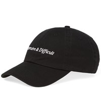 Nasaseasons Expensive And Difficult Cap Black