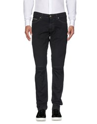 Frankie Morello Casual Pants Dark Blue