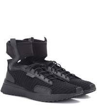 Fenty By Rihanna The Trainer Mid Sneakers Black