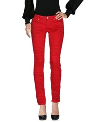 Amy Gee Casual Pants Red