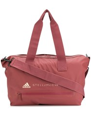Adidas By Stella Mccartney Studio Tote Bag Red