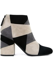 Senso 'Jessica' Ankle Boots Grey