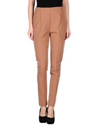 G.Sel Casual Pants Skin Color
