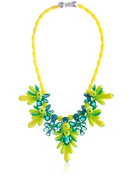 Ek Thongprasert Classic Silicone Necklace Neon Yellow