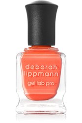 Deborah Lippmann Gel Lab Pro Nail Polish Hot Child In The City Orange