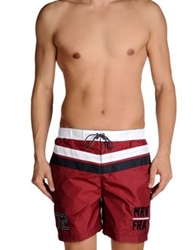 Marville Swimming Trunks Maroon