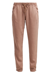 Marc O'polo Trousers Burnt Rose Salmon