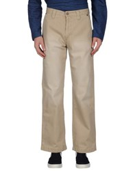 Tommy Hilfiger Denim Denim Denim Trousers Men Beige