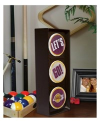 Memory Company Los Angeles Lakers Flashing Let's Go Light Team Color