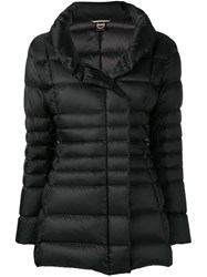 Colmar Fitted Puffer Jacket Black