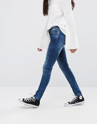 Pepe Jeans Pixie Skinny Blue