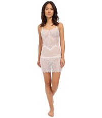 B.Tempt'd B.Sultry Chemise Bridal White Women's Pajama