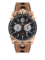 Ct Scuderia Rose Gold Plated Stainless Steel Watch