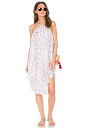 6 Shore Road Cascada Cover Up Dress White