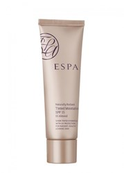 Espa Naturally Radiant Tinted Moisturiser 50Ml Nude Tan Blush Almond