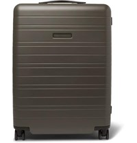 Horizn Studios Model H 64Cm Polycarbonate Suitcase Green