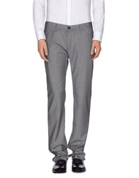 Alviero Martini 1A Classe Trousers Casual Trousers Men Grey